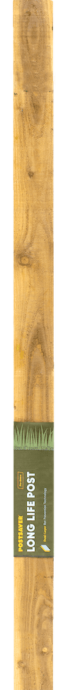 Postsaver Pro-Sleeved Wooden Fence Post